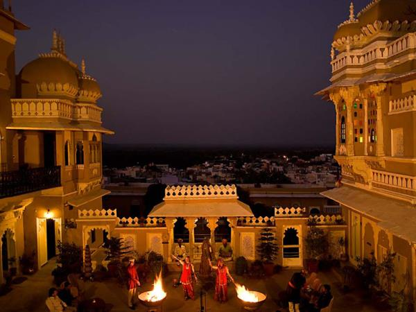 Christmas holiday in Rajasthan, 2016