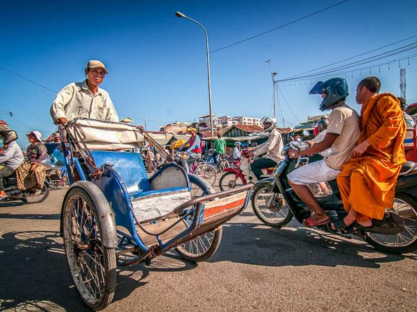 Weekend photography tour in Phnom Penh, Cambodia