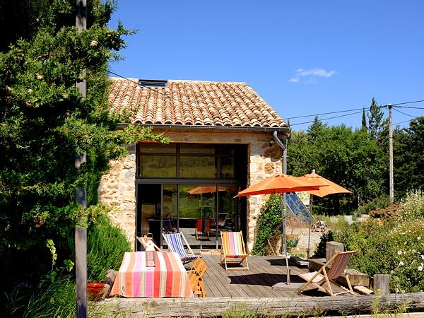 Languedoc B&B in a converted barn, France