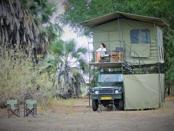 Tanzania 4wd safari adventure holiday