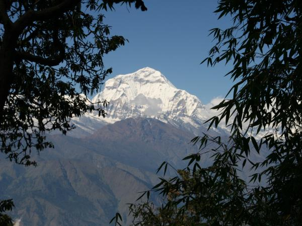 Annapurna trekking holiday in Nepal