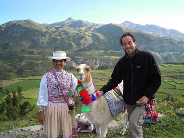 Peru tailormade holiday