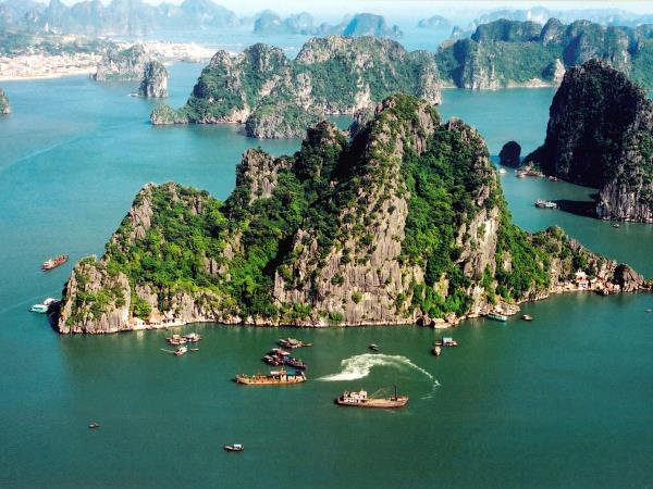 Vietnam tour, active adventure