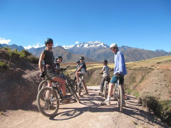 Family holiday in Peru, Andean adventure