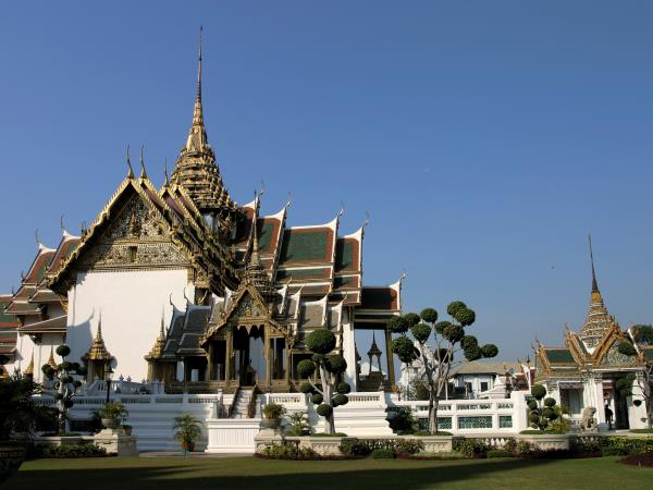 Thailand tour, jungles and islands
