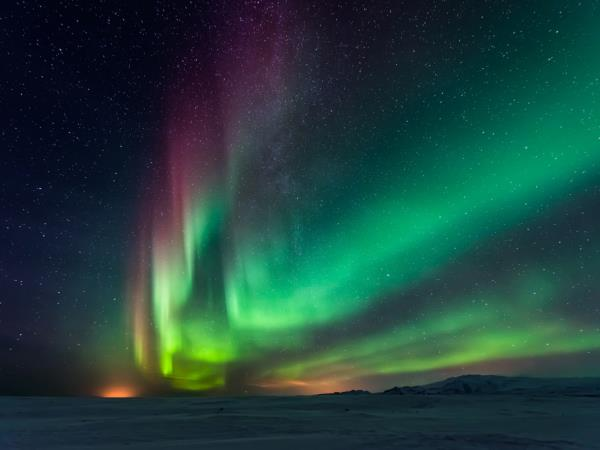 Northern Lights holiday, Lapland