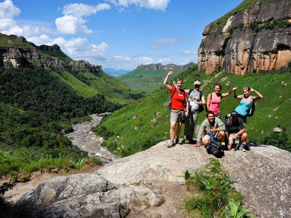 South Africa holiday, Rainbow route & Drakensberg