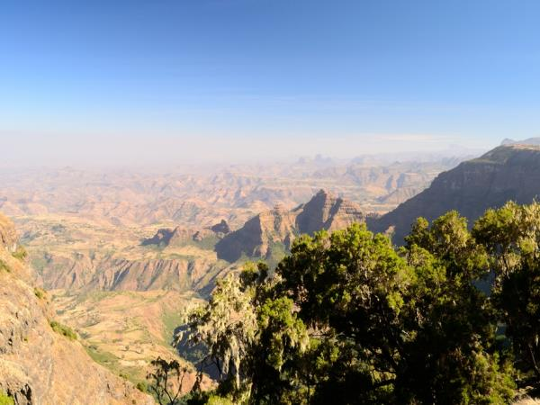 Ethiopia walking holiday, The Simien mountains