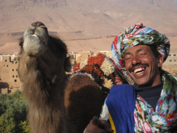 Morocco small group adventure tour