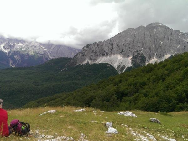Albania walking holiday, The Accursed Mountains