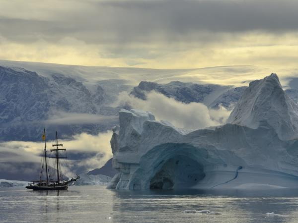 Fjord sailing & hiking holiday, Greenland
