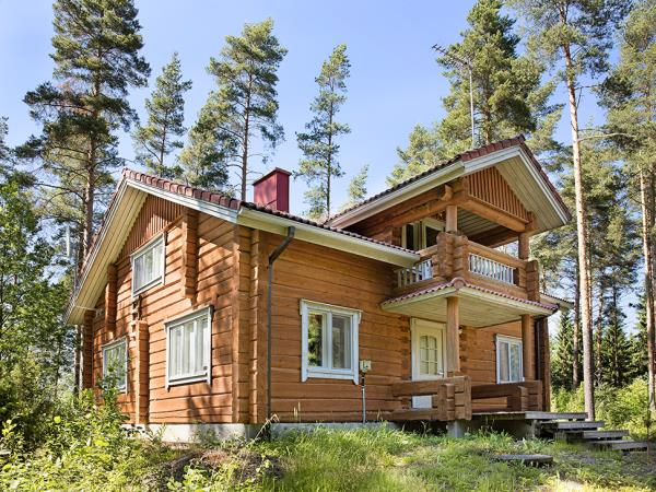 Finland lakes region self catering cottages