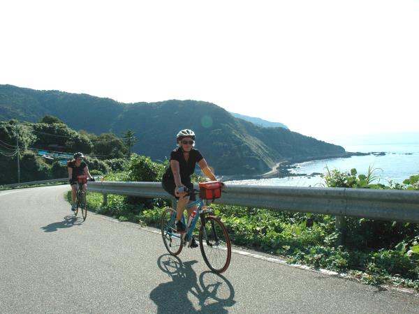 Japan cycling holiday, The Noto Peninsula