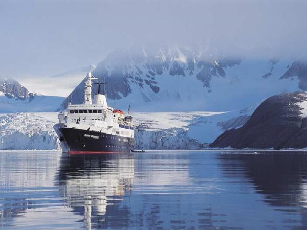 Antarctic fly and cruise Circle Crossing