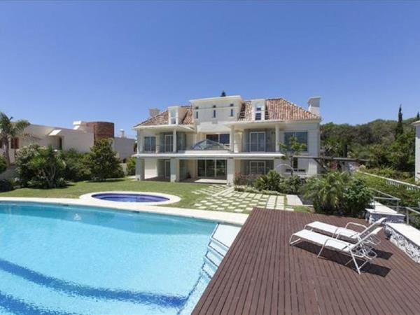 Marbella luxury villa in Spain, sleeps 12