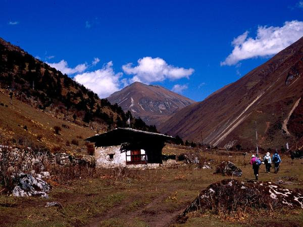Dagala Thousand Lakes trekking holiday, Bhutan