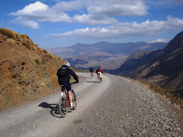 Morocco hike and bike holiday