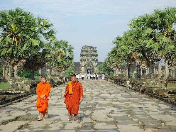 Cambodia, Laos and Vietnam holidays