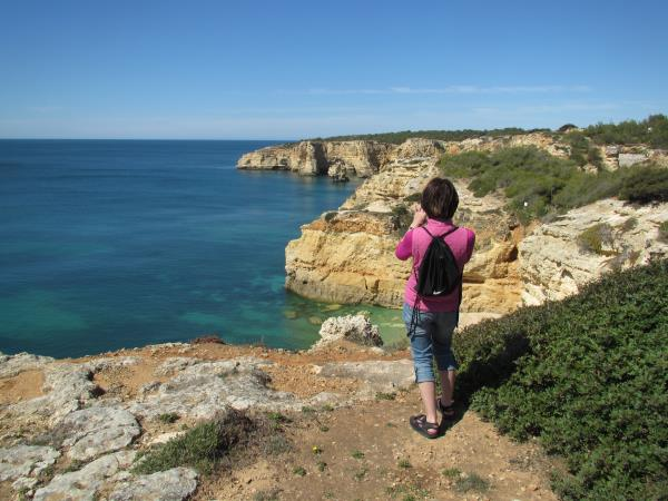 Algarve self guided walking holiday, Portugal