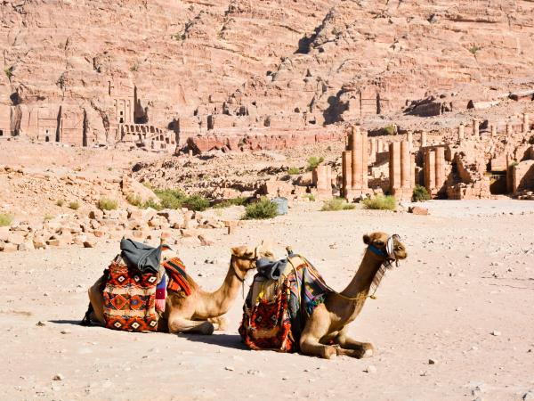 Family holiday to Jordan, Petra & the Dead Sea