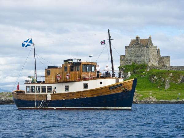 Isle of Mull and Glencoe heritage cruise in Scotland