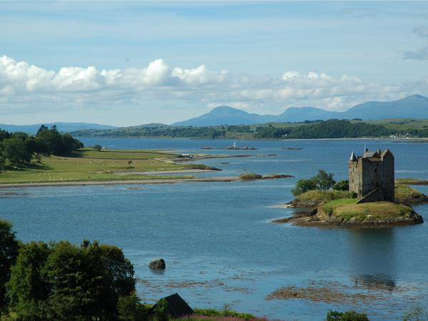 Scotland cruise, short break in the Western Isles