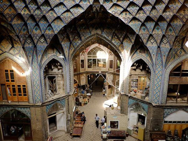 Iran tailor made tour, Persian treasures