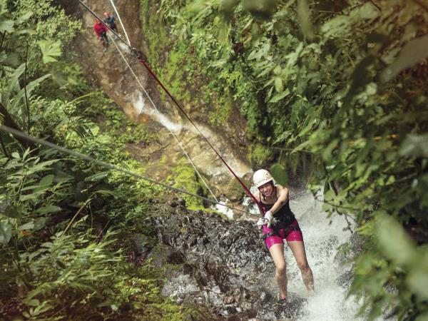 Costa Rica adventure holiday