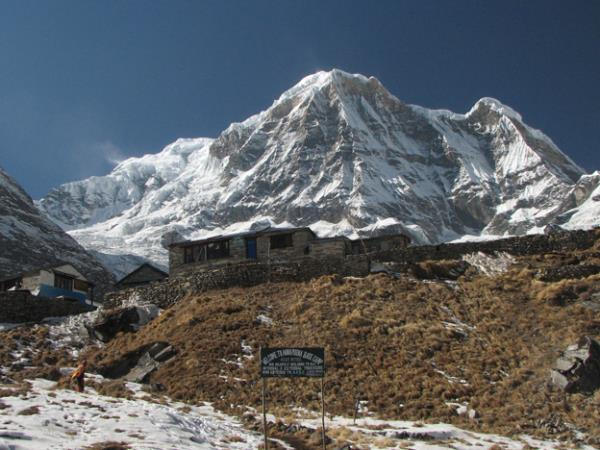 Annapurna Base Camp trekking holiday, Nepal