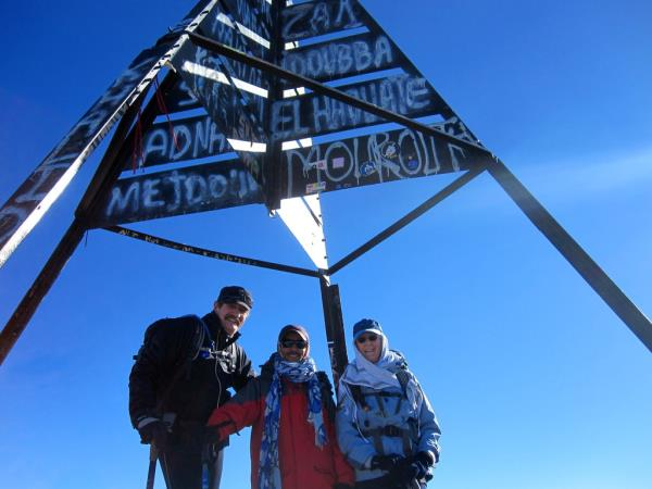 Mount Toubkal trekking holiday, Morocco