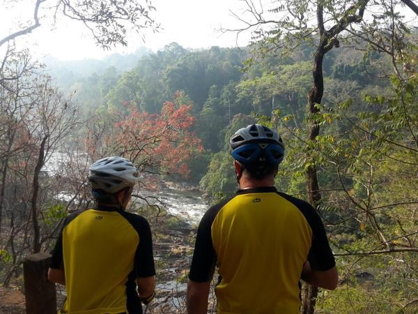Western Ghats mountain biking holidays, Southern India
