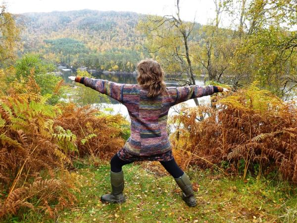 Scotland holistic and wellbeing holidays