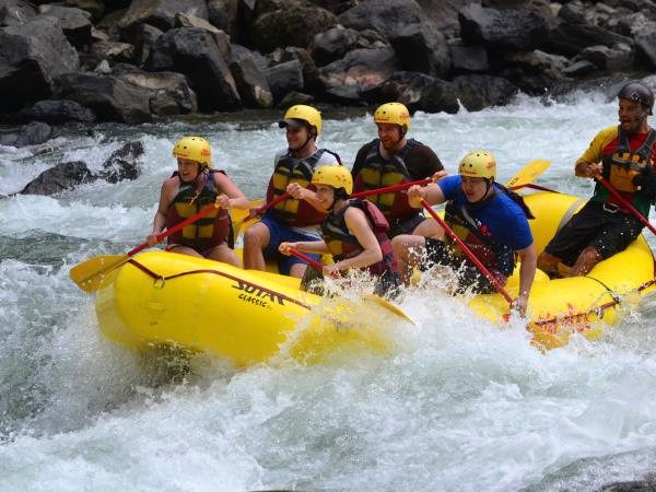 Costa Rica adventure tour