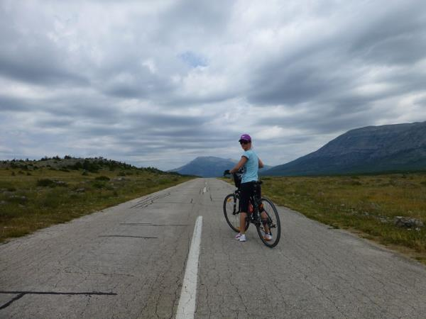Croatia cycling tour, heart of Dalmatia