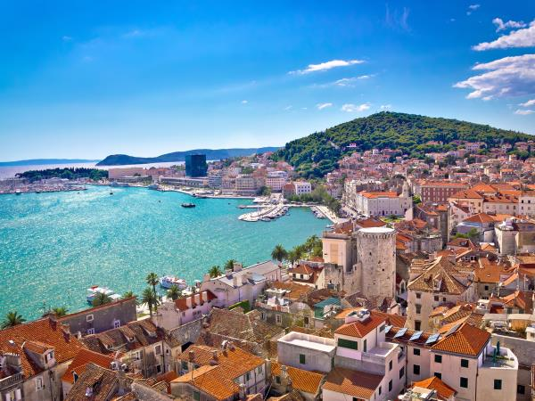 Family activity holiday in Croatia, lagoons and islands