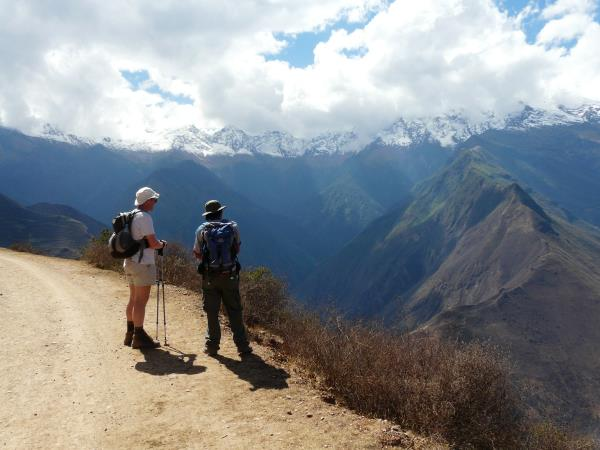 Peru trekking holiday, Machu Picchu & Choquequirao