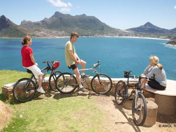 Cape Peninsula cycle tour, South Africa