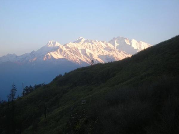 Langtang Valley trekking holiday, Nepal