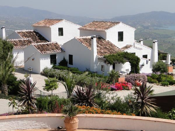 Holiday cottages in Andalucia, Spain, sleeps 2