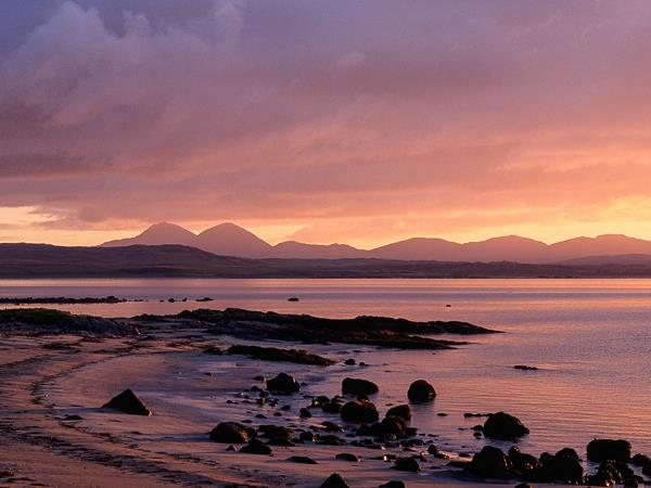 Scottish Hebrides photography holiday