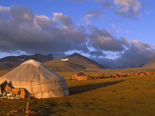 Horse trekking holiday in Mongolia