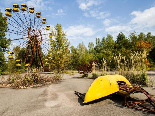 Kiev & Chernobyl Group Tour, Ukraine