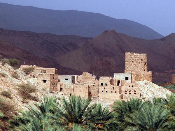 Oman adventure holiday