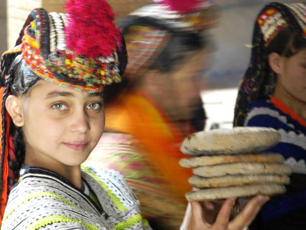Pakistan holiday, Kalash winter solstice