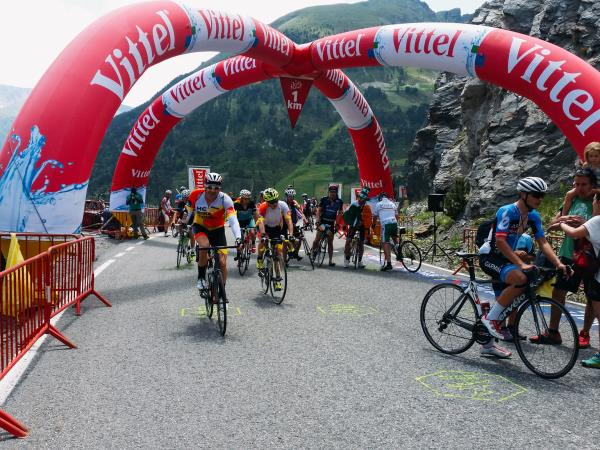 Tour de France 2017 Pyrenees race viewing tour