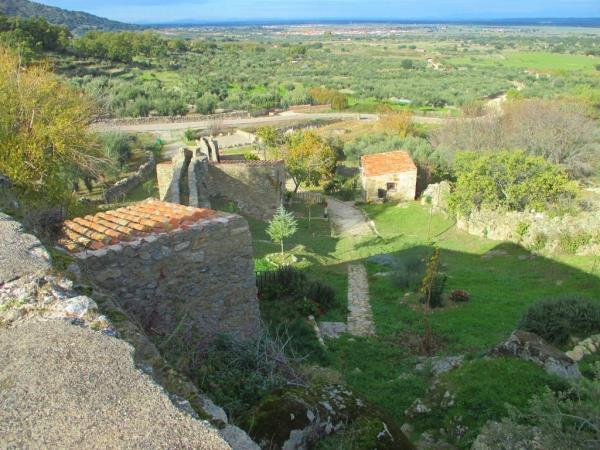 Rural accommodation in Extremadura, Spain, sleeps two