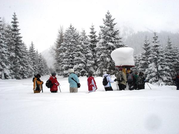 Slovakia family holiday, winter in High Tatras