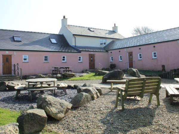 Pembrokeshire group accommodation, Wales