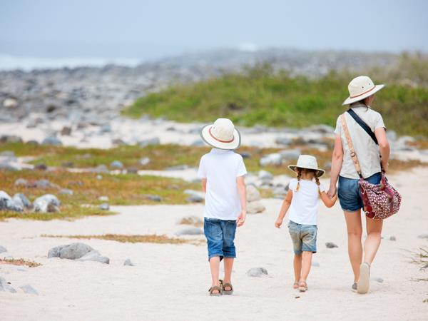 Family holiday to Ecuador & the Galapagos Islands