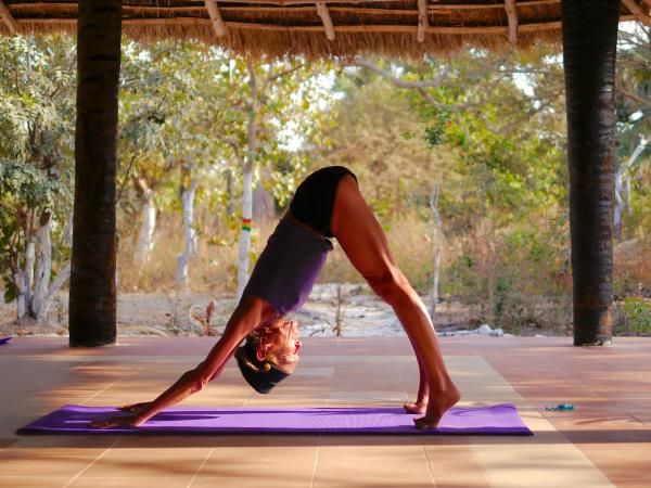 Gambia yoga holiday